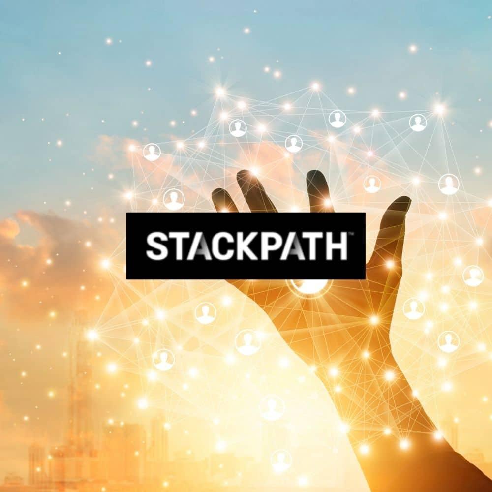 Stackpath nettverk hos Websupporten.no